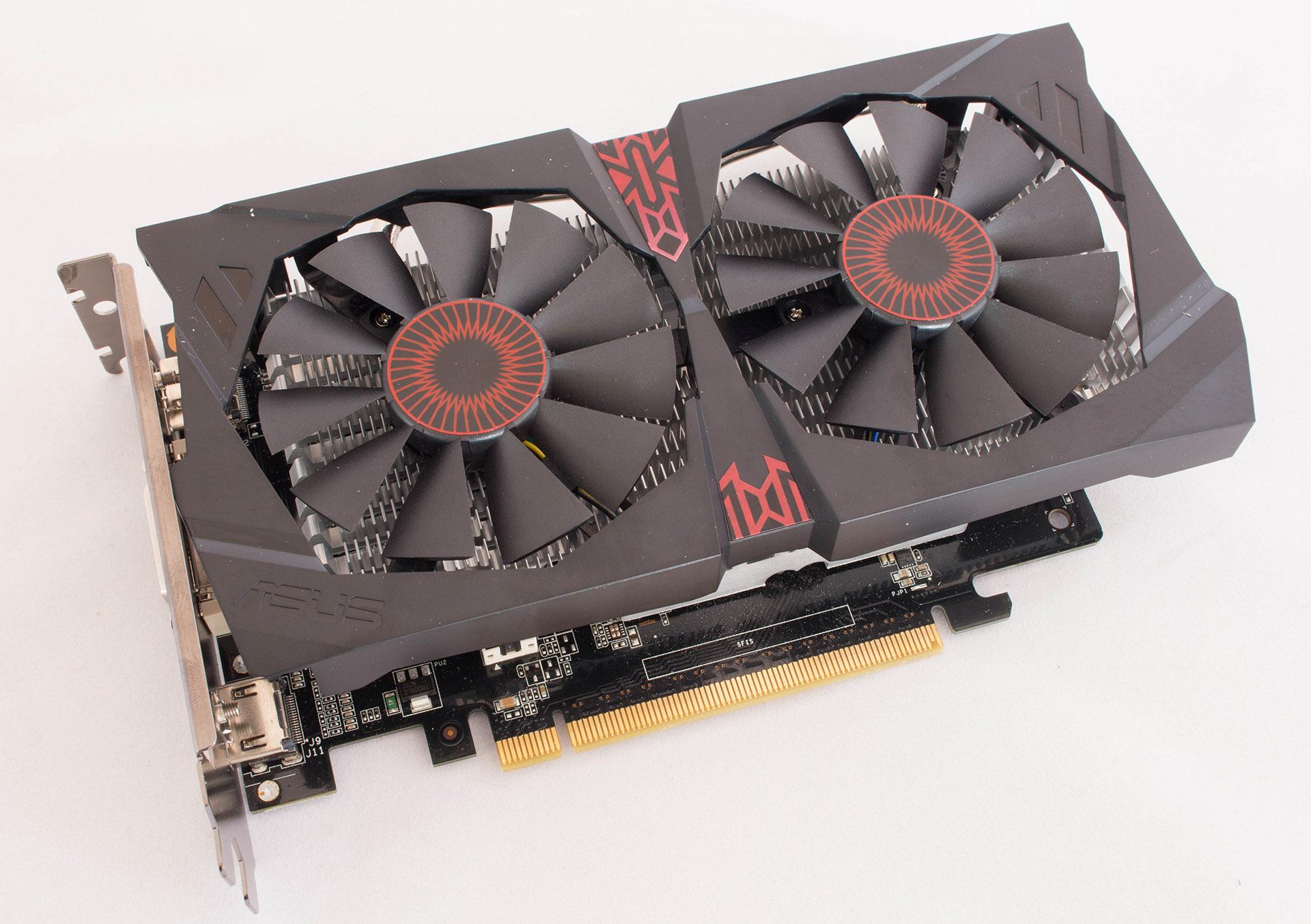 ASUS GeForce GTX750 Ti STRIX test