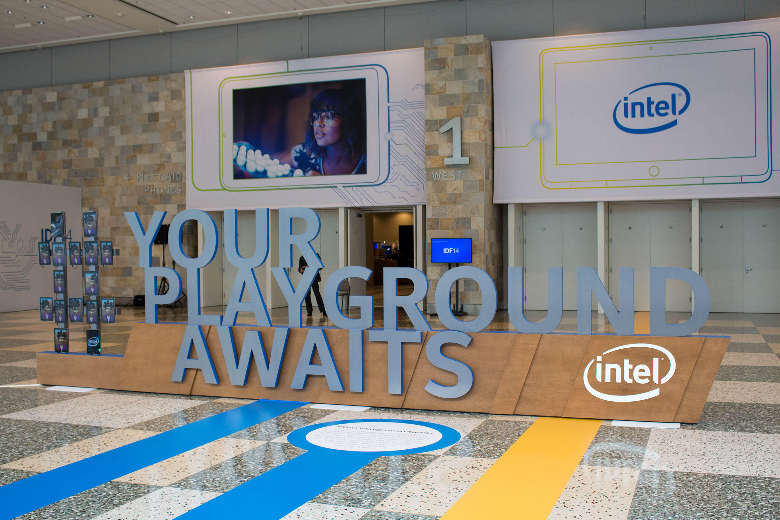 Intel Developer Forum 2014