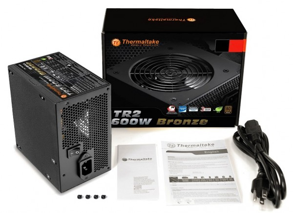 Thermaltake TR2 Bronze Series