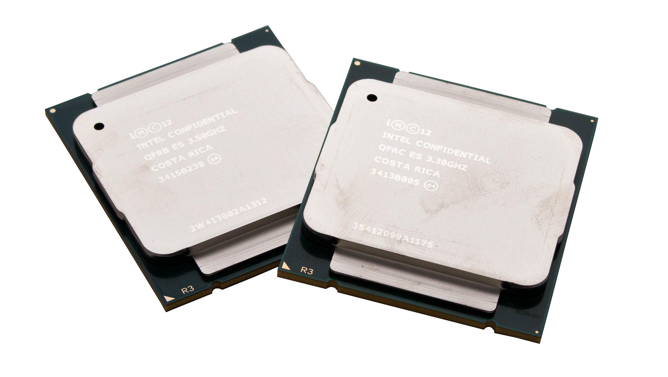 Intel i7-5930K i i7-5820K test