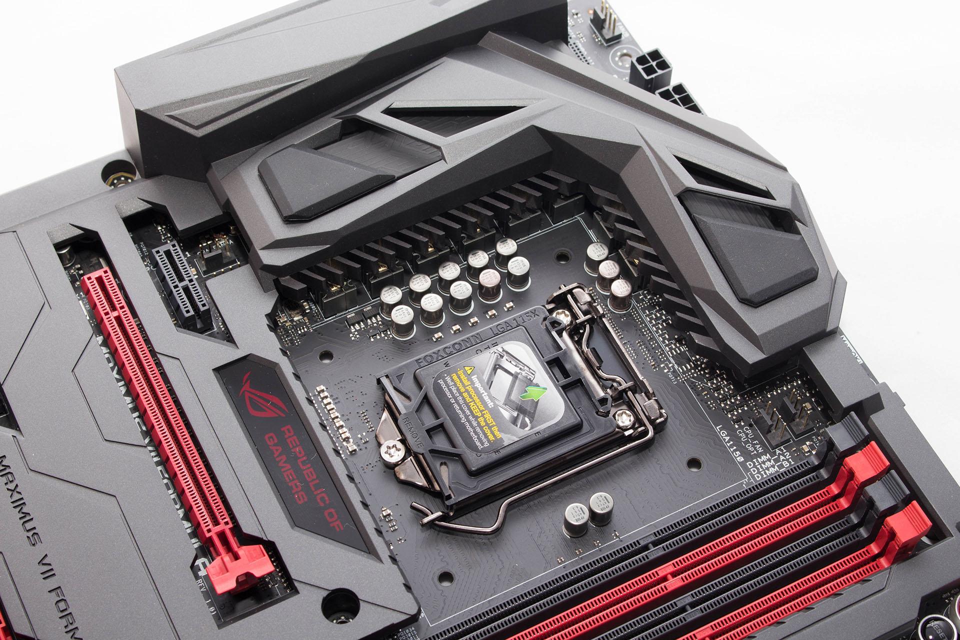 Asus Maximus VII Formula WD & Gigabyte Z97X-Gaming GT test