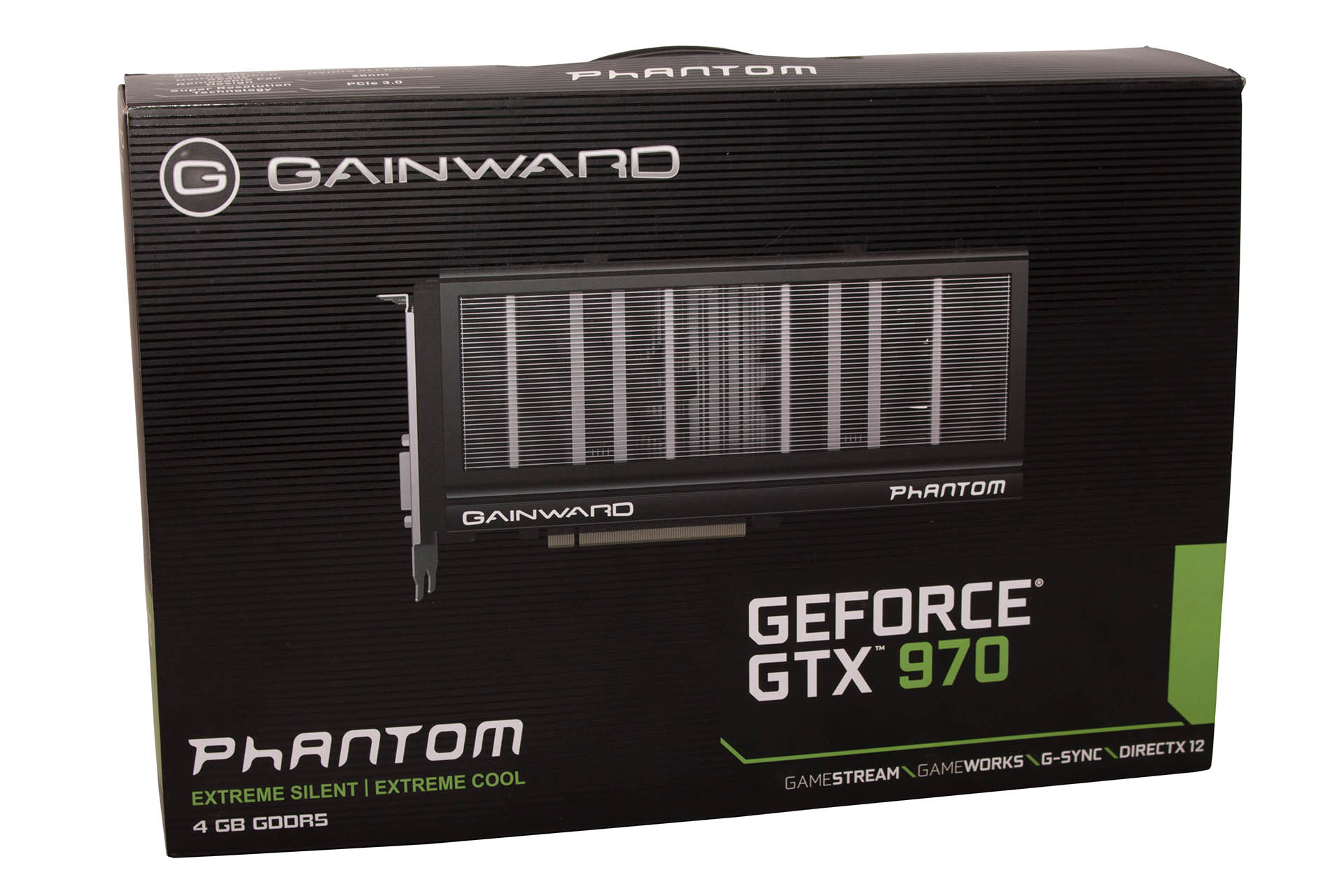 Gainward GTX970 Phantom test