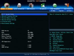Gigabyte Z97X-Gaming 3