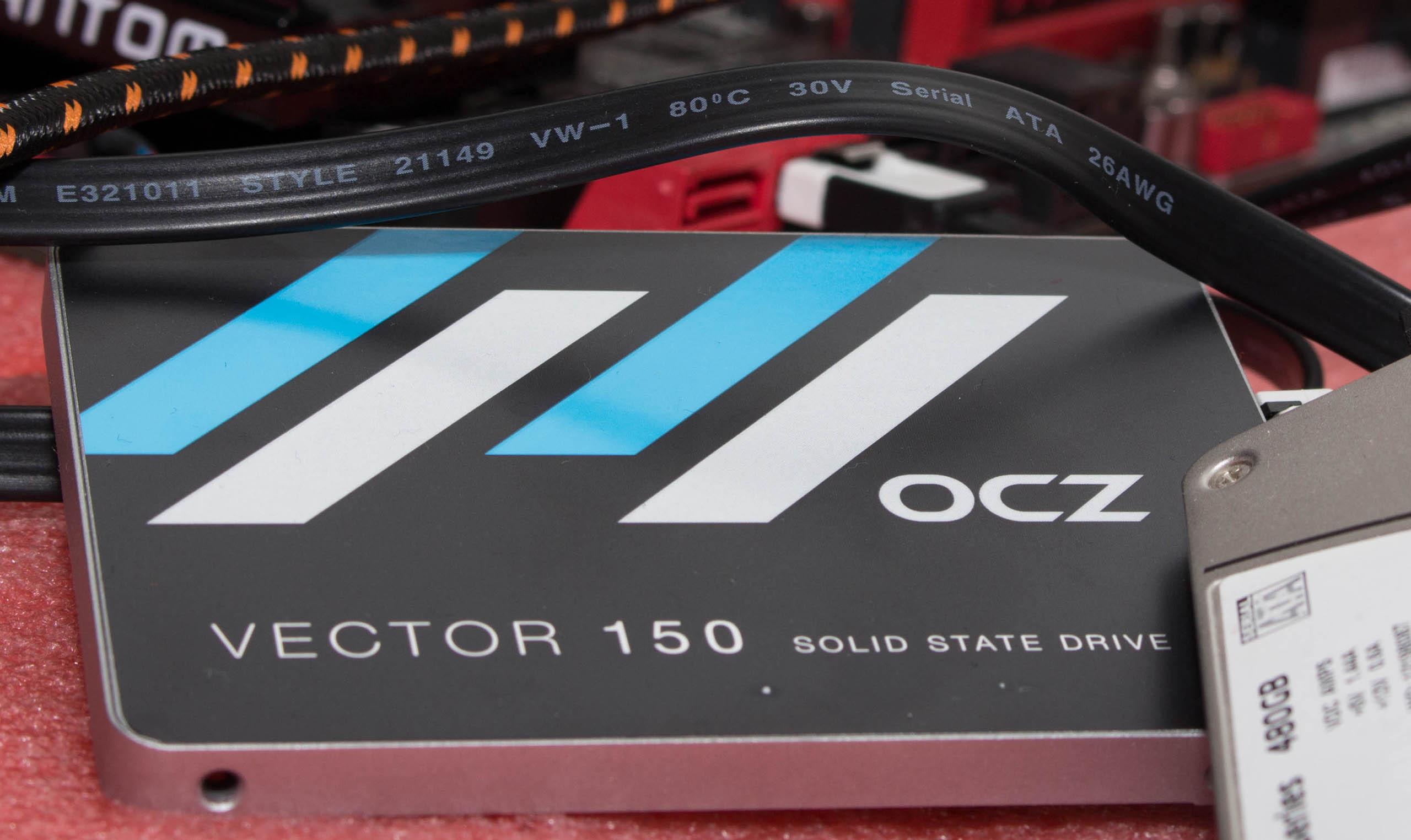Dnevnik izdržljivosti SSD-a – OCZ Vector 150 240GB @ 40TB