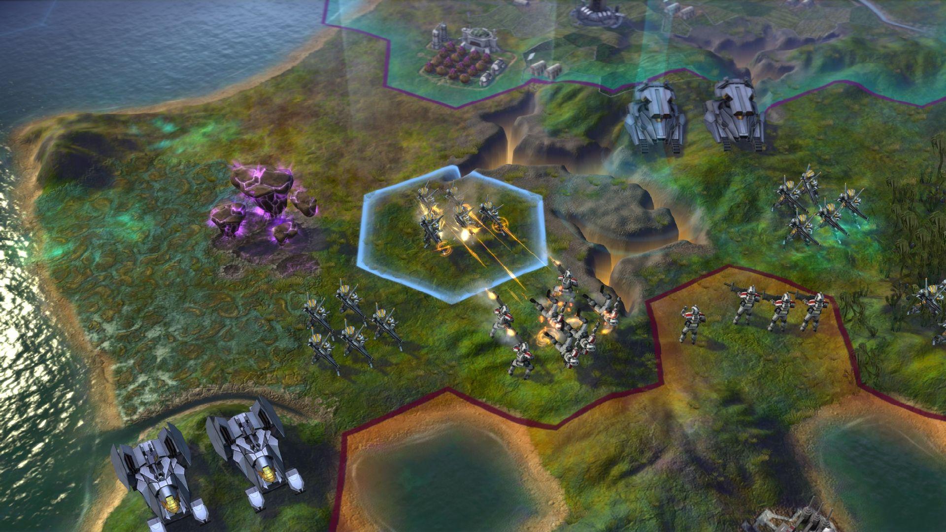 Civilization: Beyond Earth – Mantle performanse s APU-om