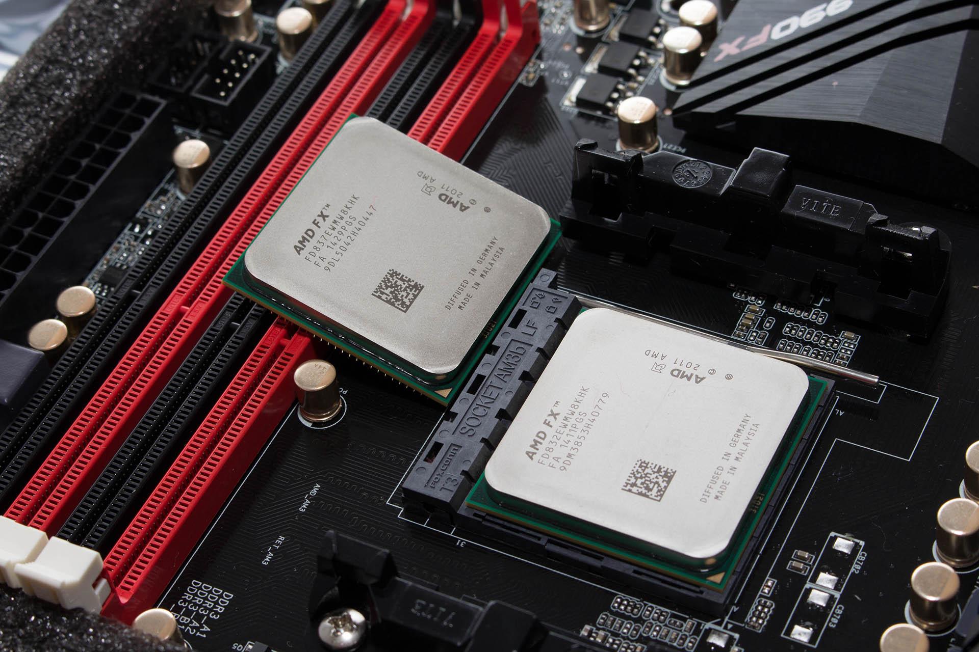 AMD FX-8370e, FX-8320e & ASRock Fatal1ty 990FX Killer
