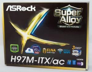 ASRock H97M-ITX/ac