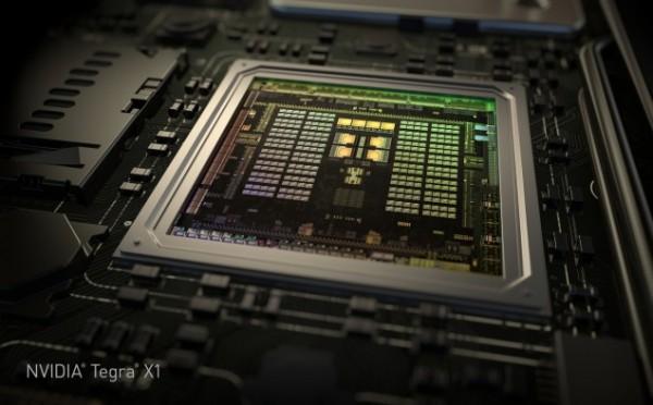 Nvidia Tegra X1 na CES-u