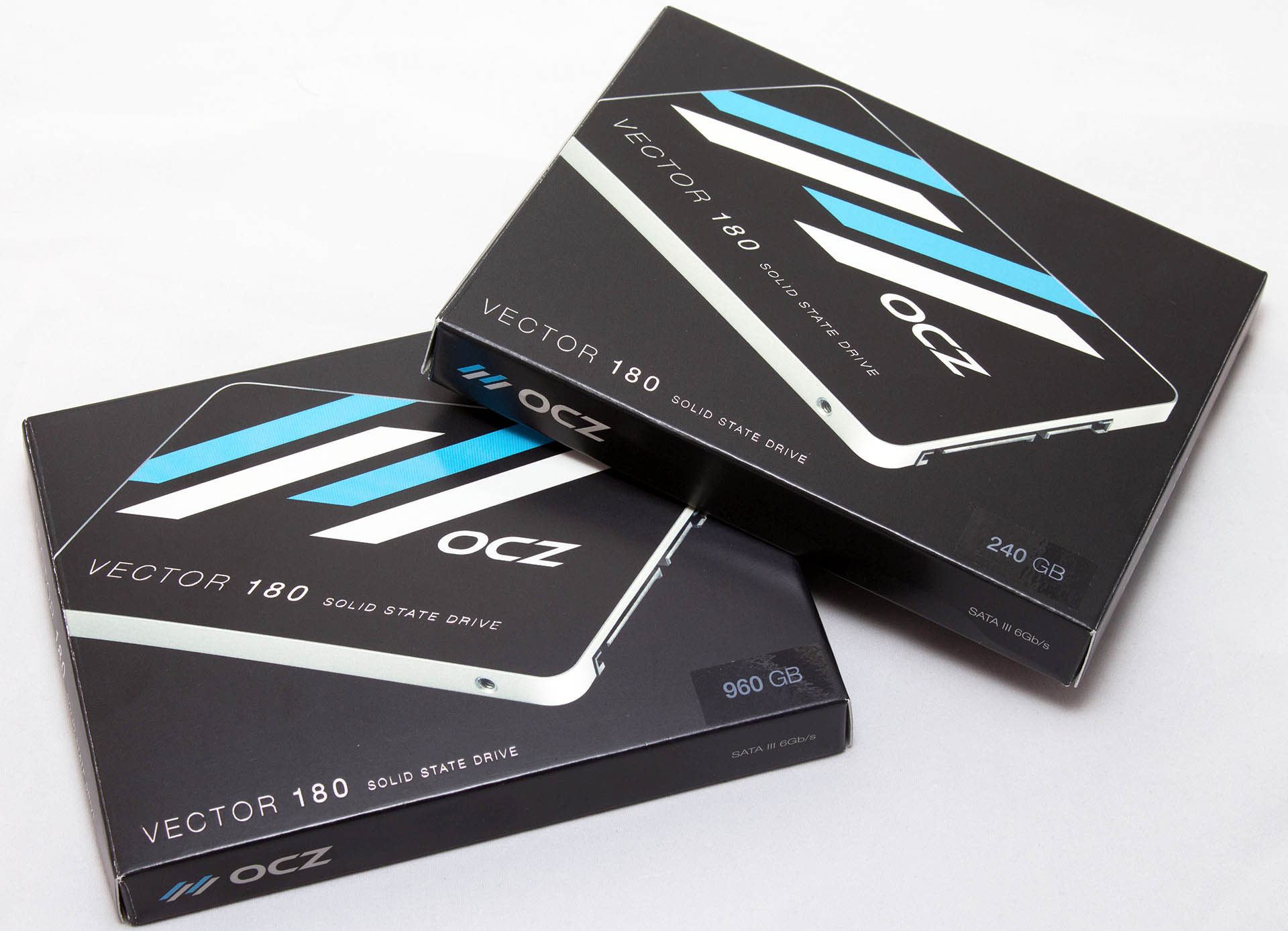 OCZ Vector 180 240 & 960GB test
