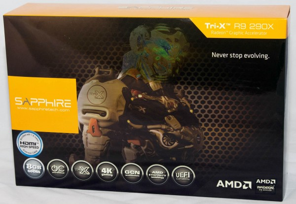 Sapphire R9 290X 8GB