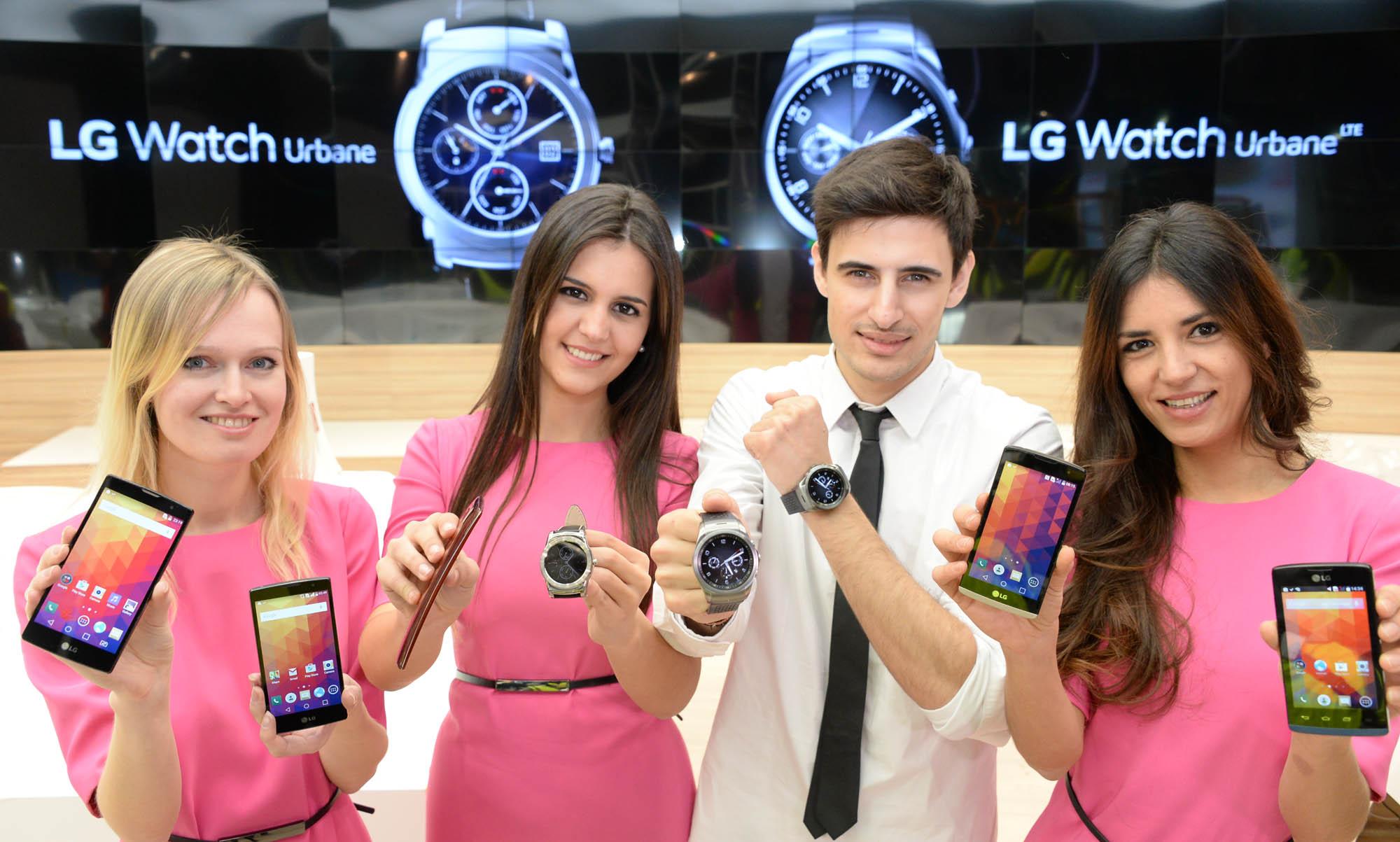 LG na MWC-u 2015