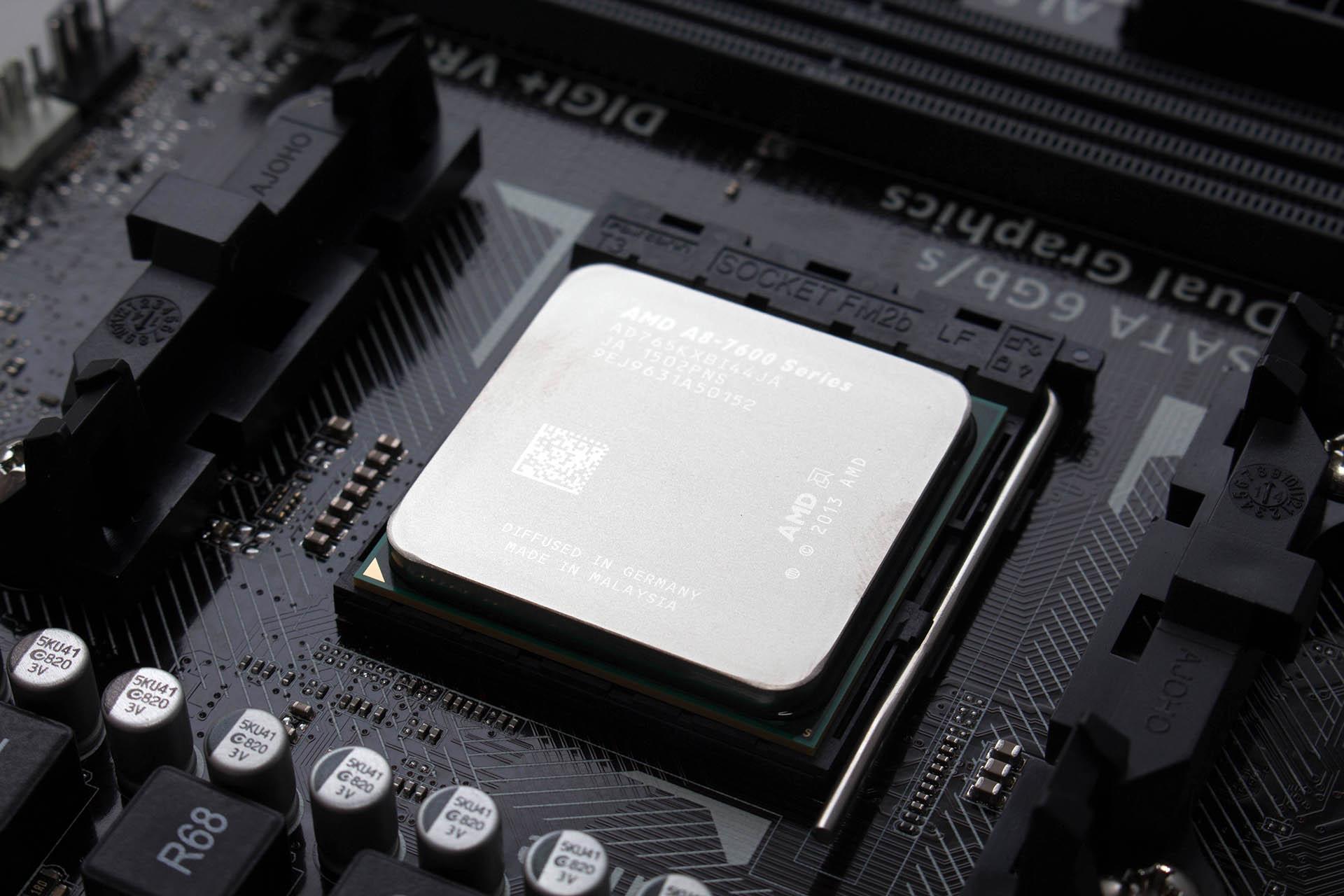 AMD A8-7650K & ASUS A68HM PLUS test