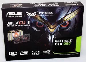Asus STRIX GTX960