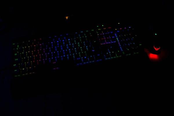 Corsair K70 & M65 RGB