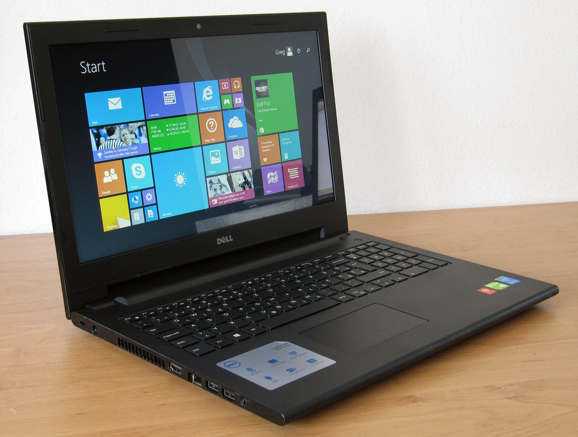 Dell Inspiron 3543 – i7 Broadwell-U inside