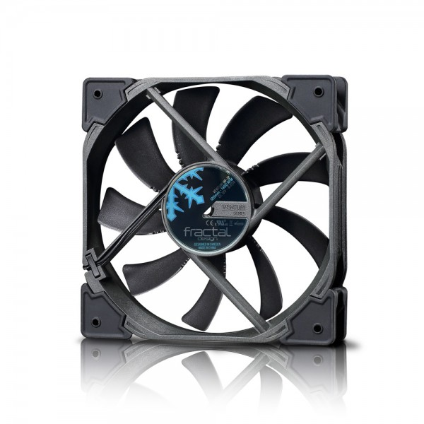 Fractal predstavio Venturi ventilatore