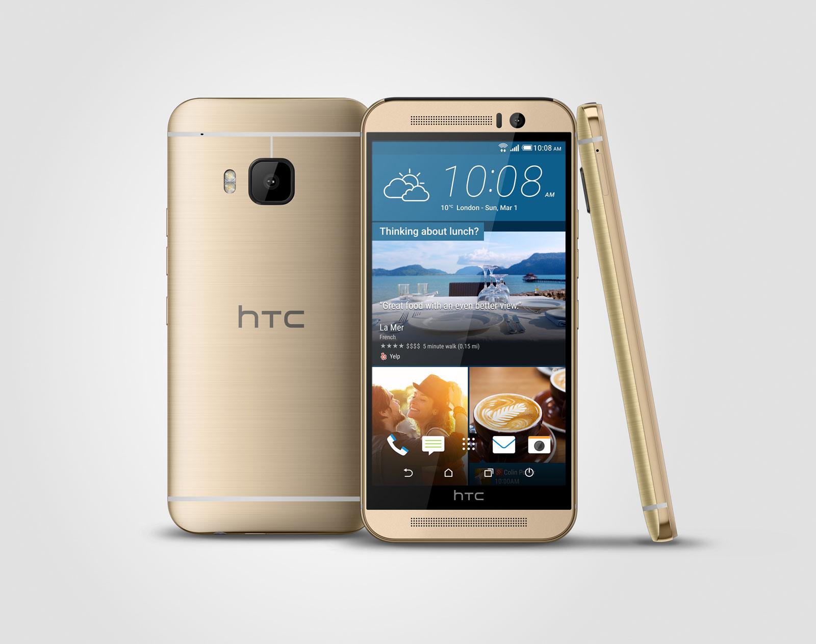 HTC One M9 dostupan u Hrvatskoj