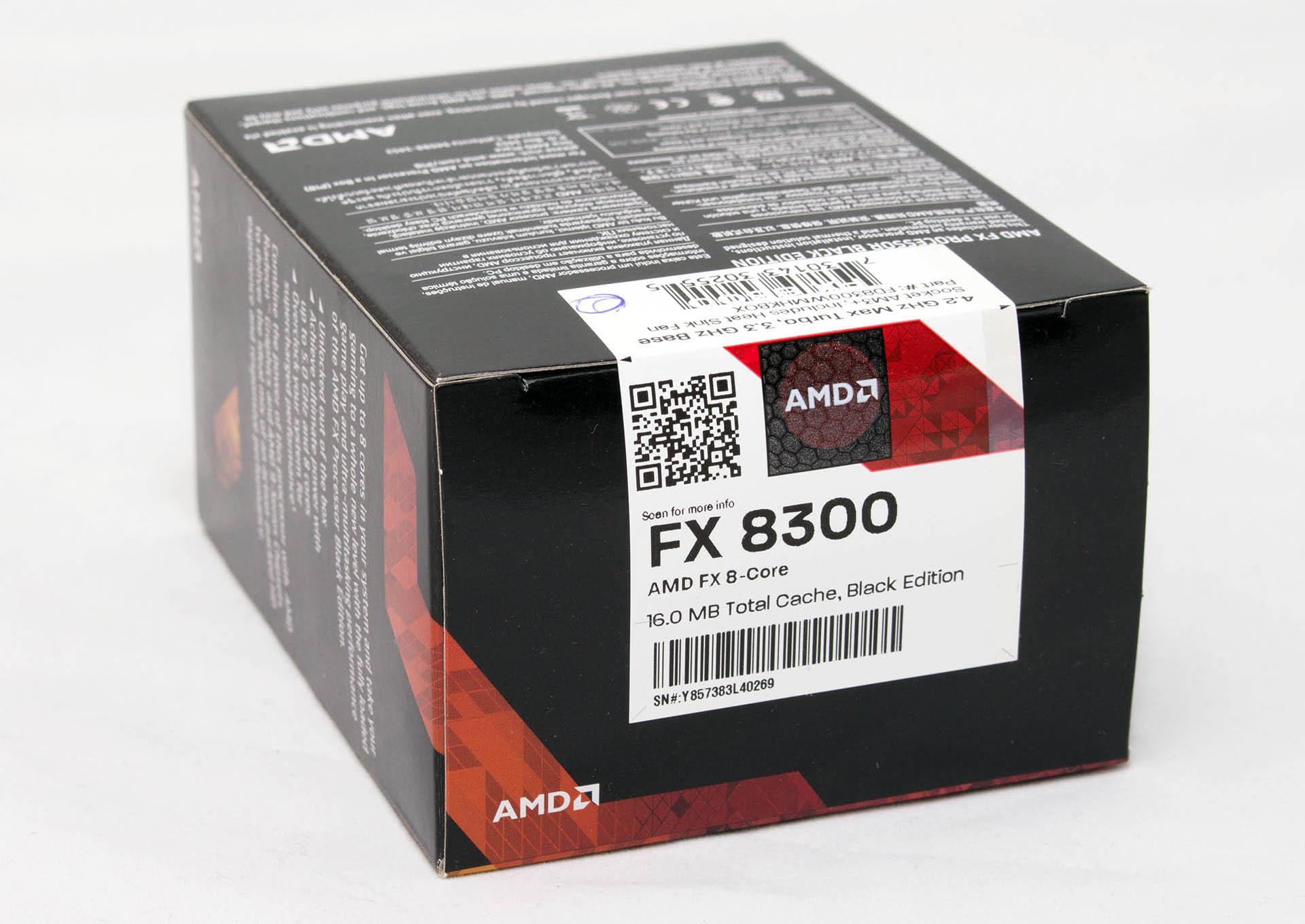 AMD FX-8300 test