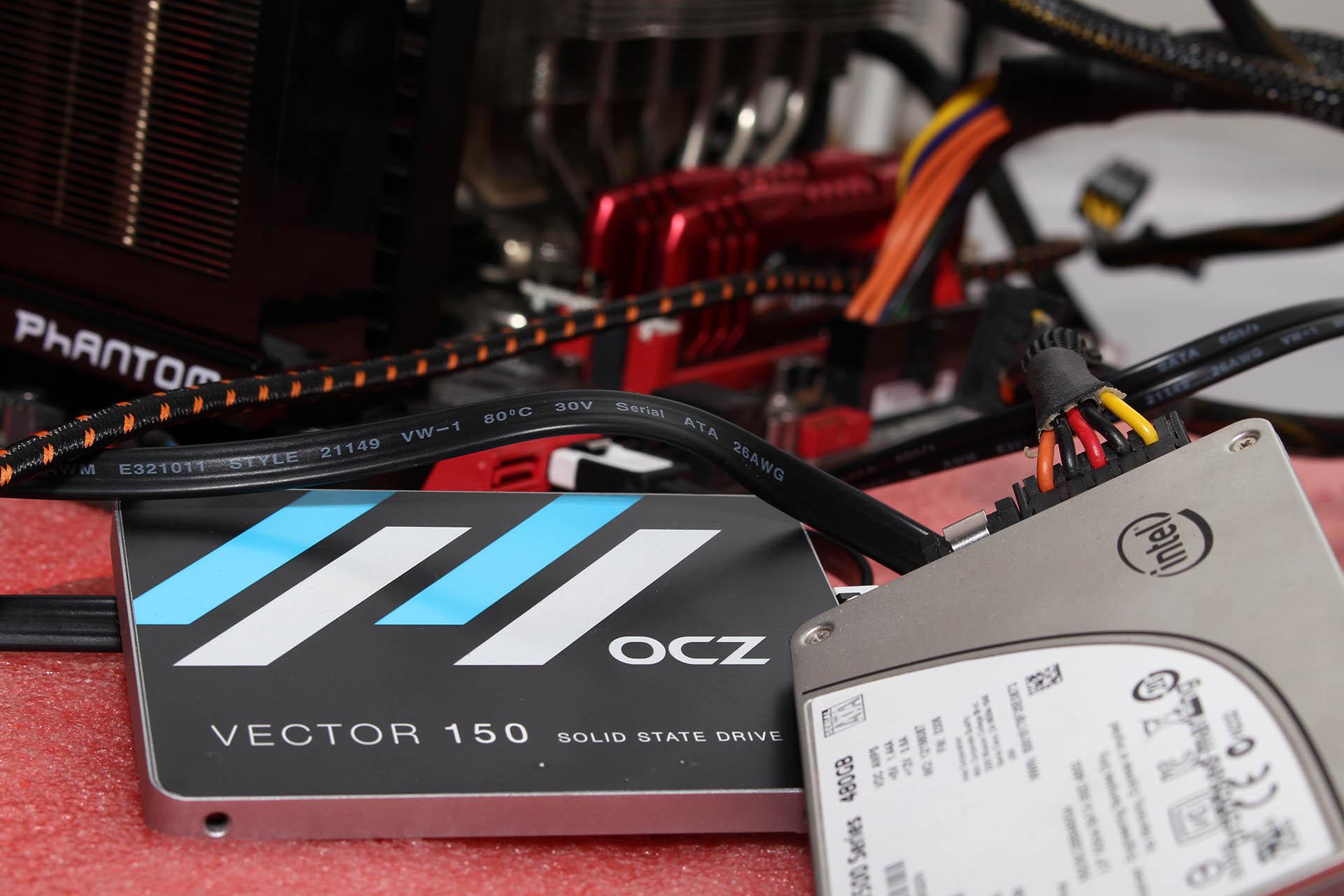 Dnevnik izdržljivosti SSD-a – OCZ Vector 150 240GB @ 220TB