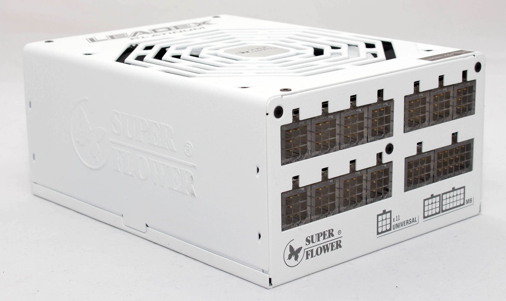 SuperFlower Leadex Platinum 1200W test