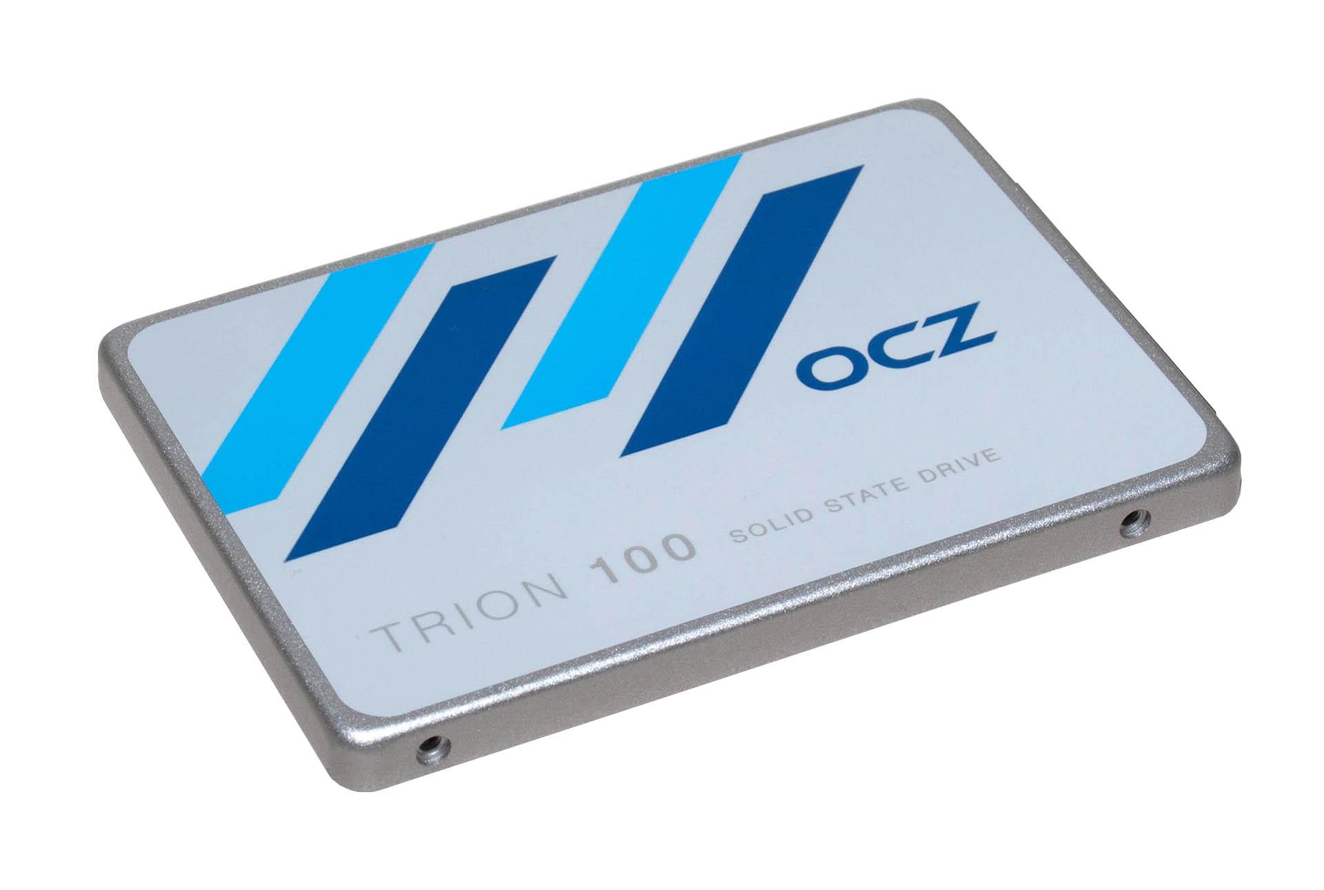 OCZ Trion 100 120GB test