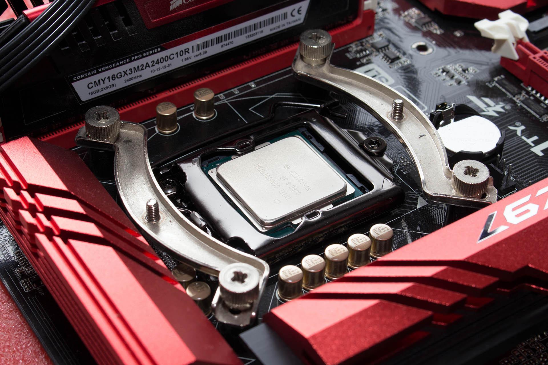Intel i7-5775C test