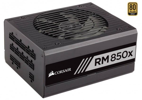 Corsair RMx 80Plus Gold napajanja