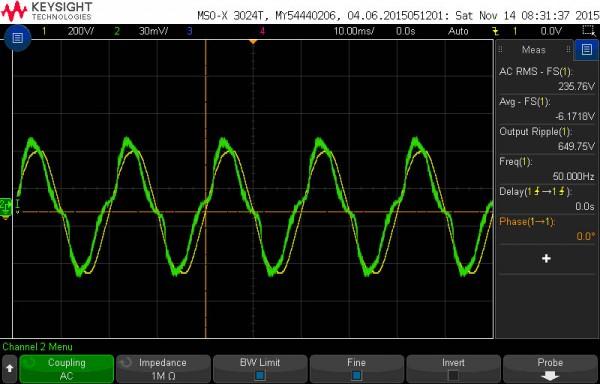 mjerenje_antec_hcp850_PFC