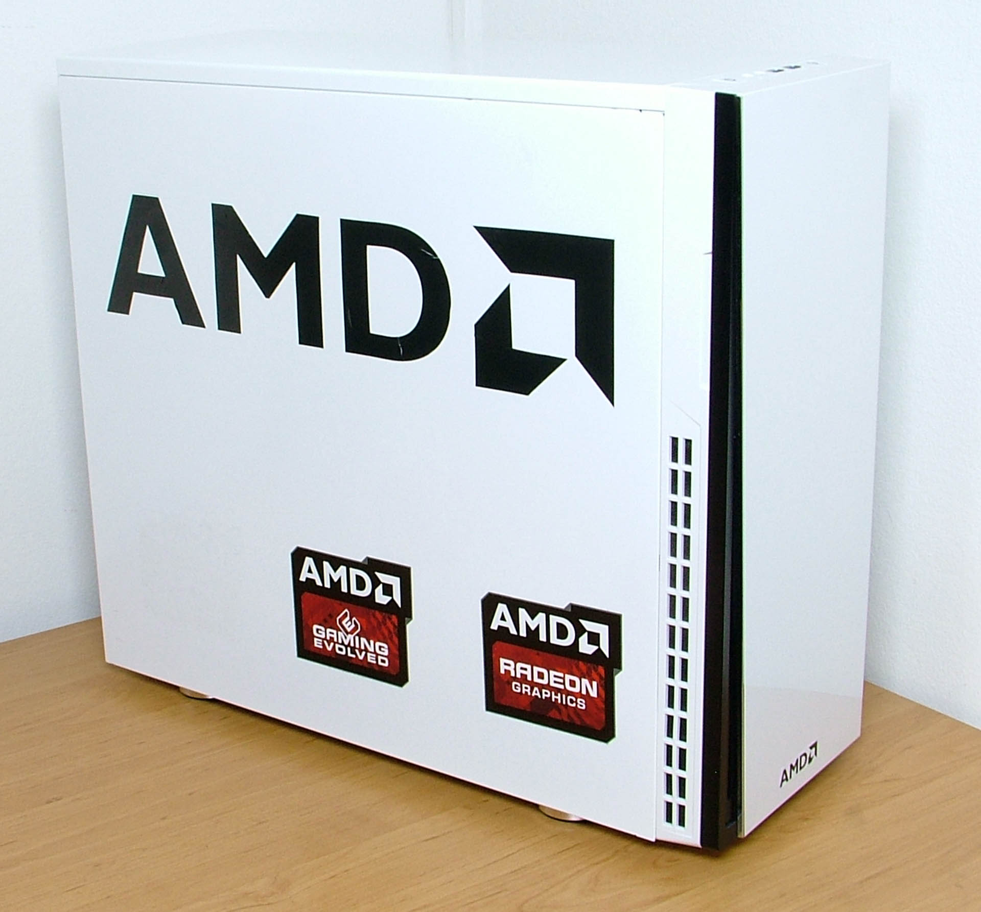 AMD X4 870K White Christmas Edition giveaway