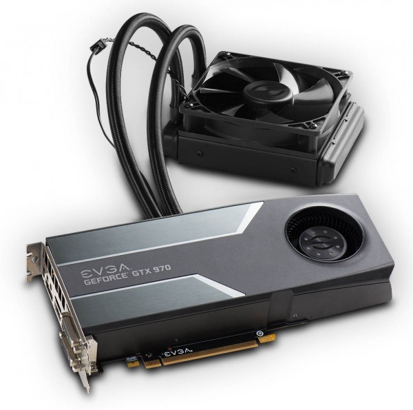 EVGA GTX970 Hybrid Gaming