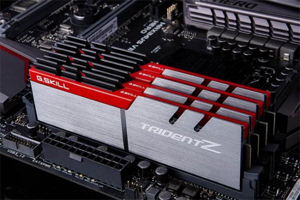G.Skill DDR4-3200 MHz CL14 64 GB kit