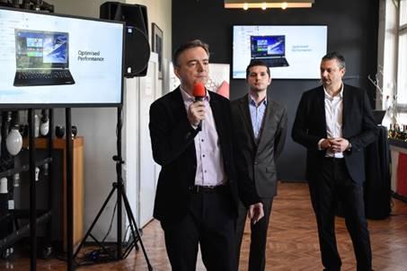 Toshiba u Zagrebu predstavila nove prijenosnike