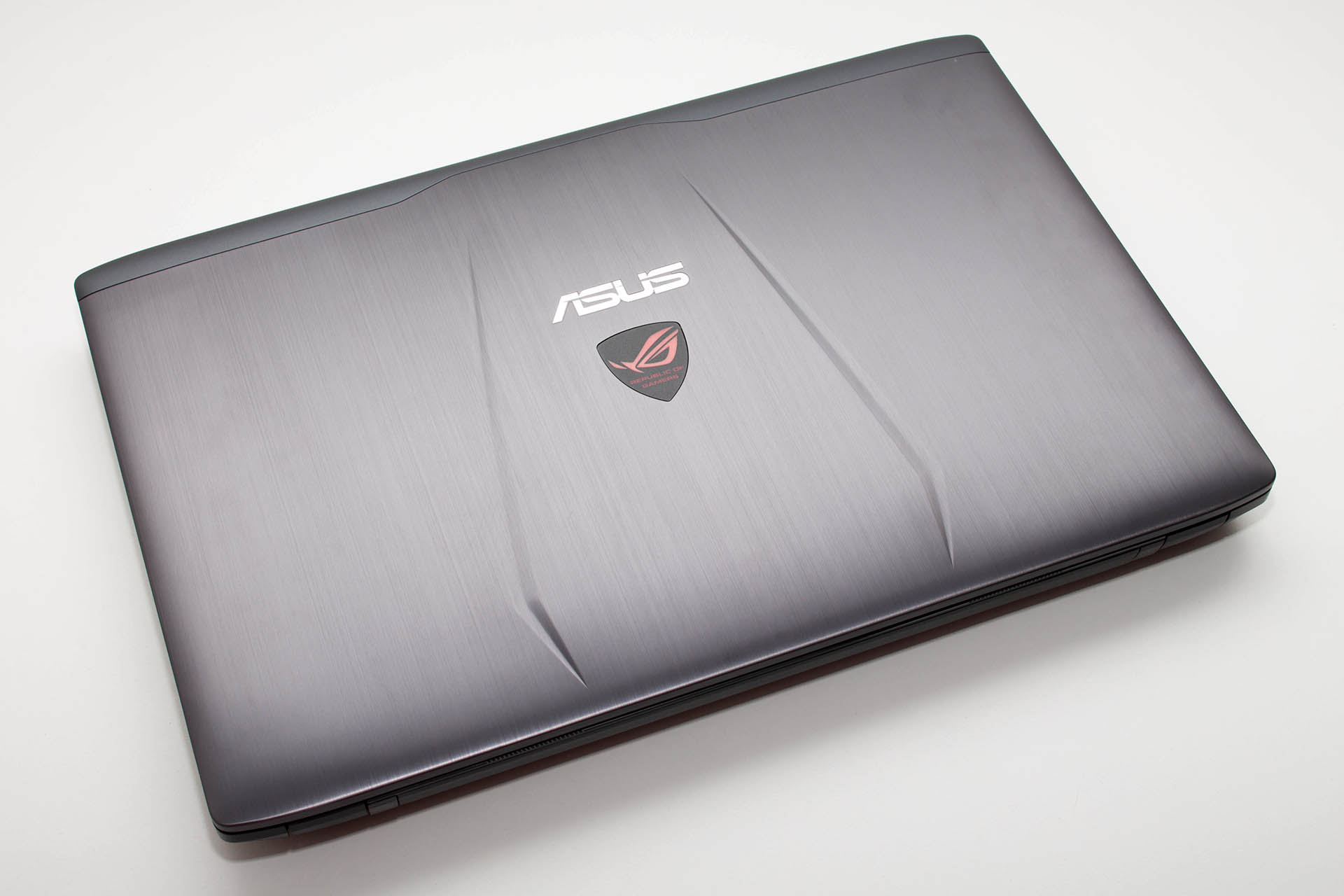 ASUS ROG GL552VW test