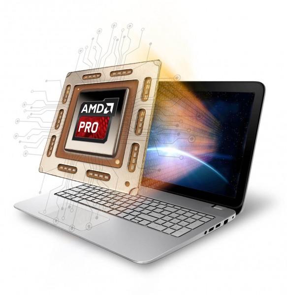 Novi HP prijenosnici na AMD tehnologiji