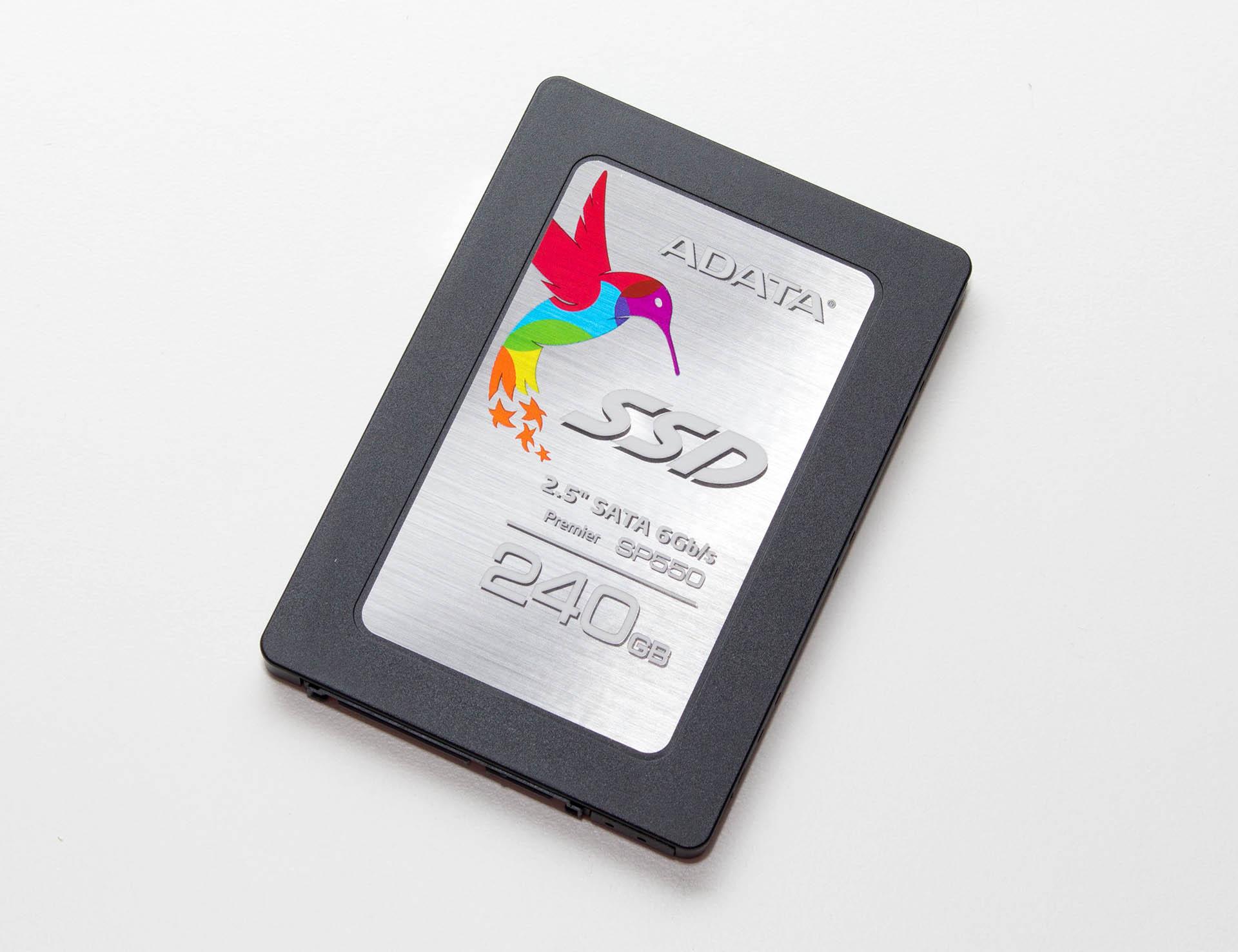 ADATA Premier SP550 240GB test