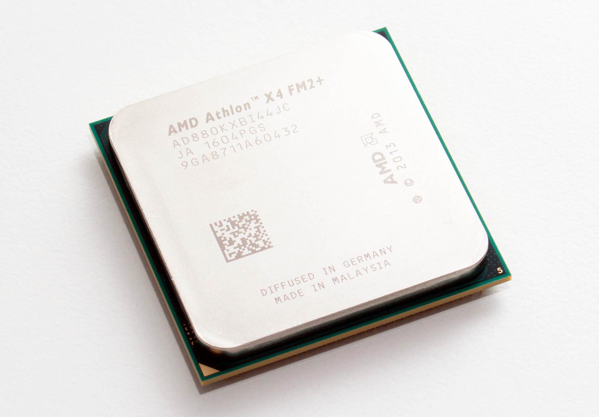 AMD Athlon X4 880K test