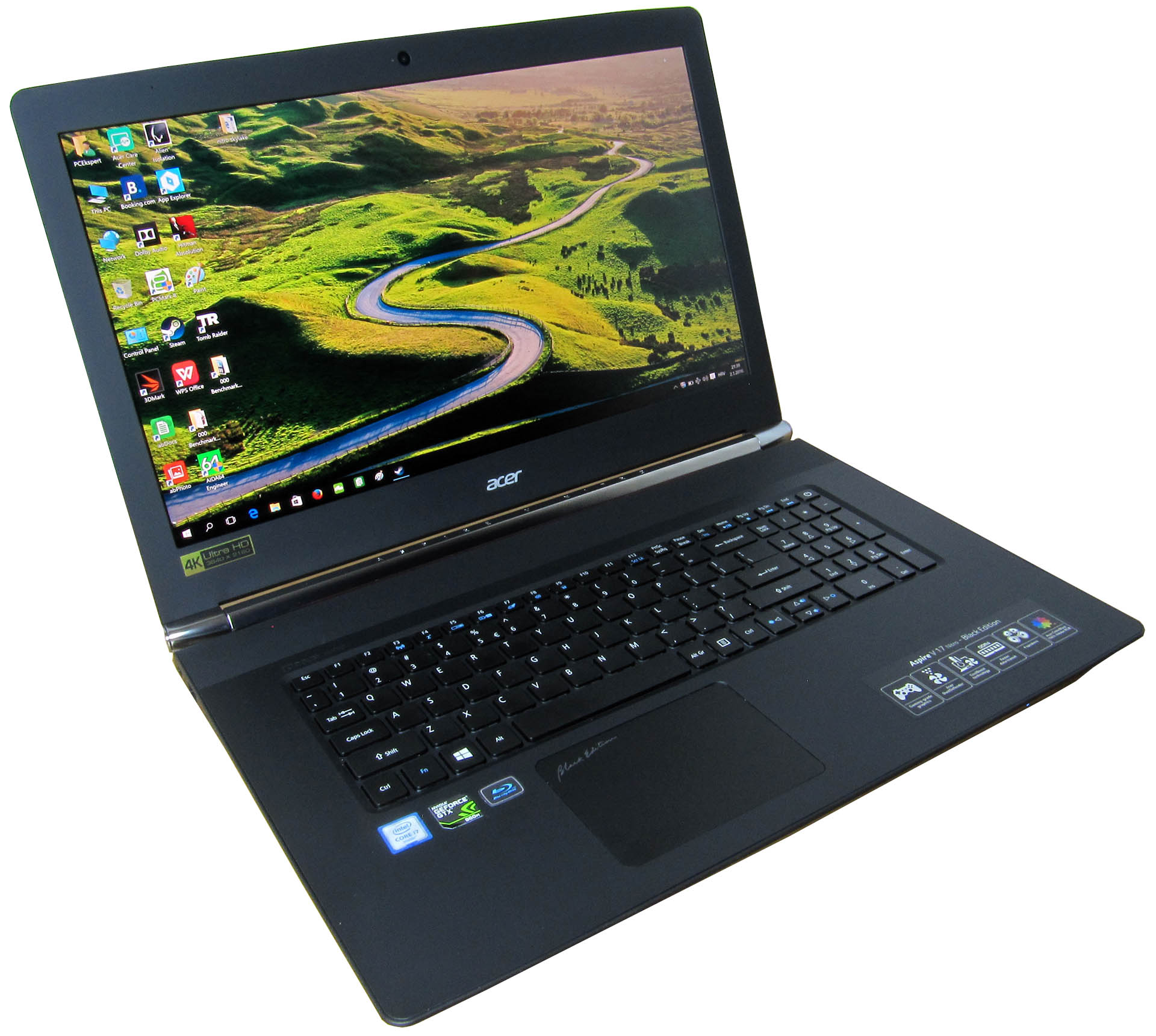 Acer Aspire V17 Nitro Black Edition test