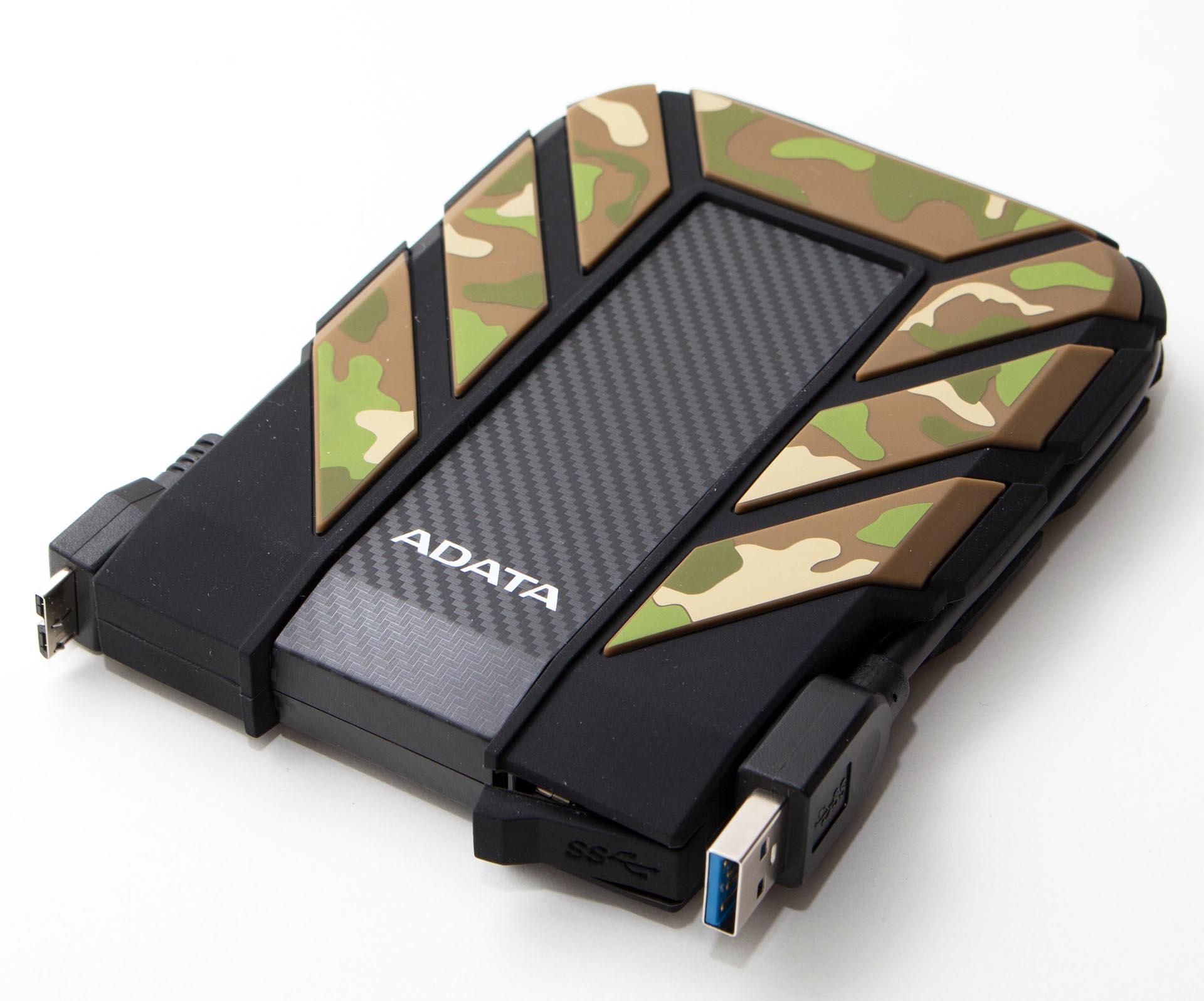 ADATA HD710M Special Edition 1TB test