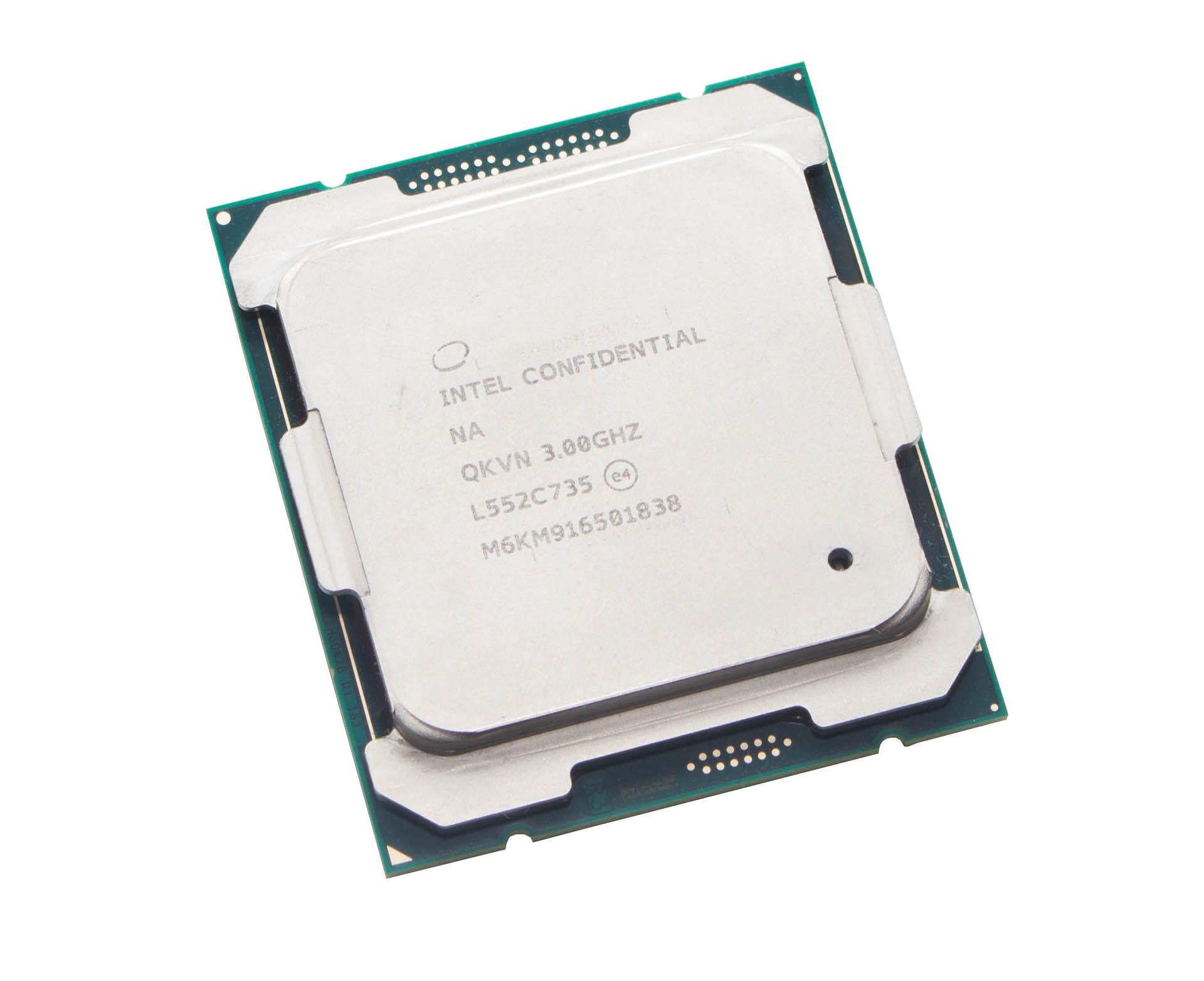 Intel i7 6950X test