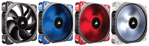 Corsair Magnetic Levitation ventilatori