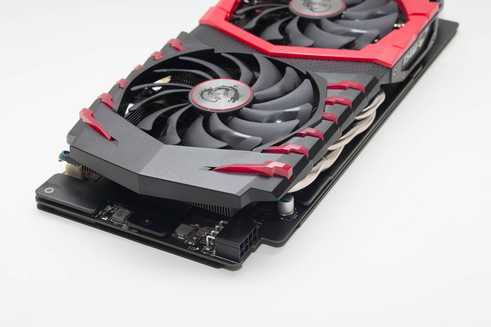 MSI GeForce GTX1060 Gaming X test
