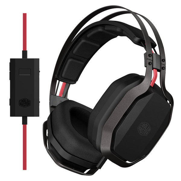 CoolerMaster MasterPulse Over-ear & MasterLiquid Maker 92