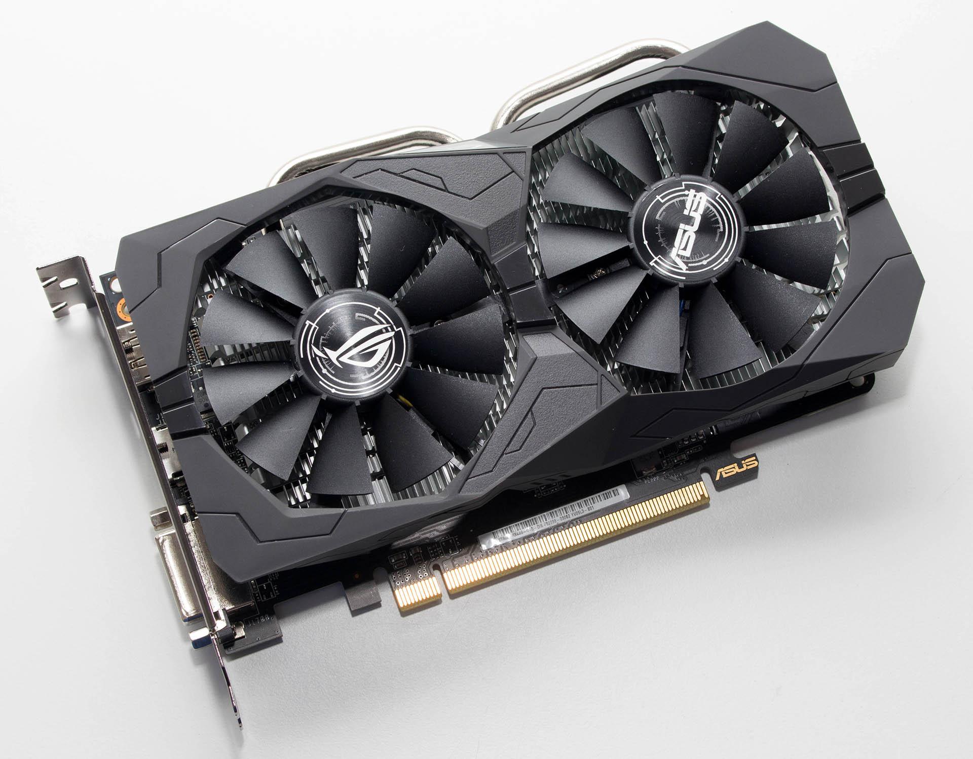 ASUS Radeon RX 460 Strix 4GB – Crossfire test