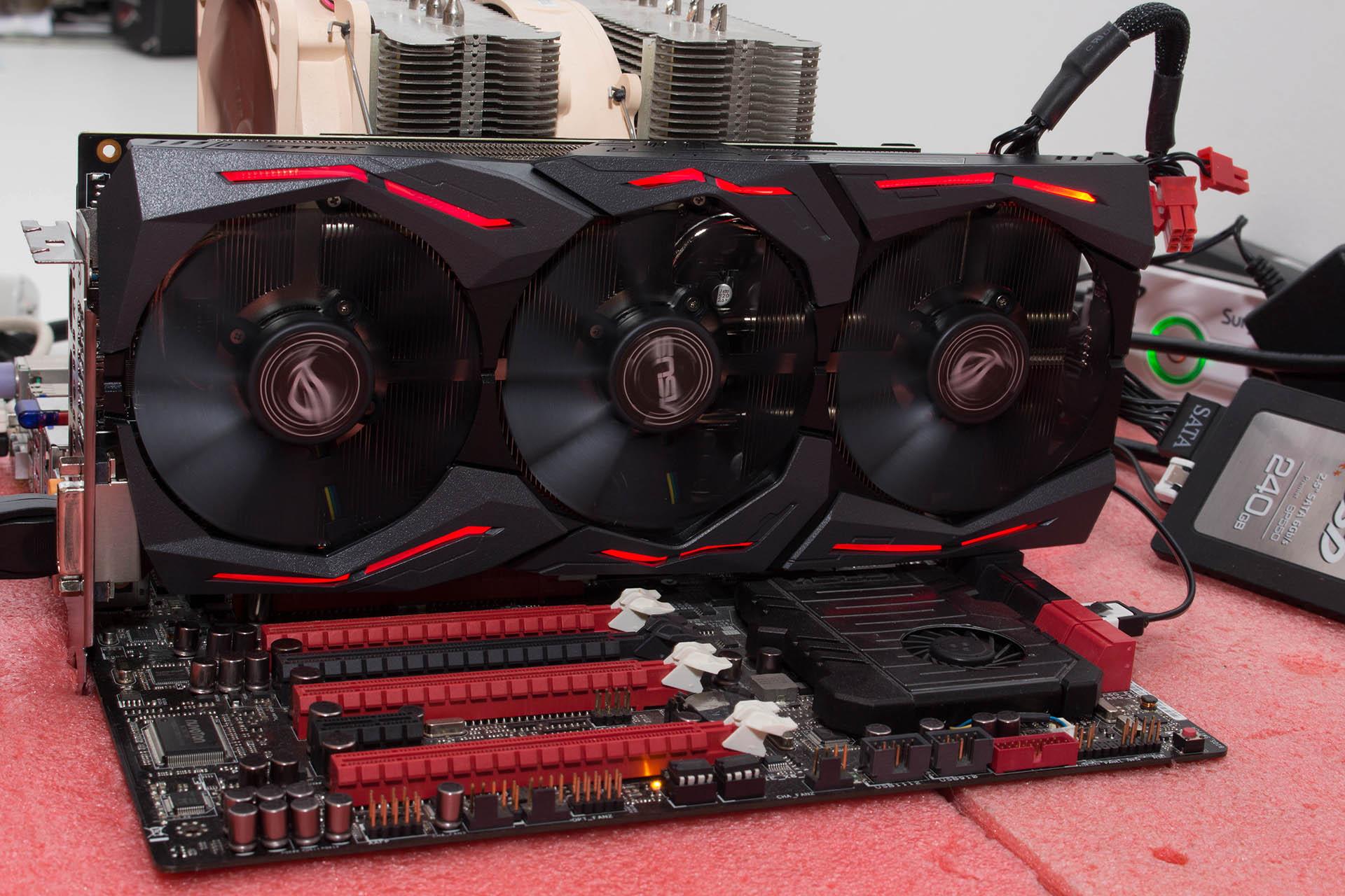 ASUS GTX1060 STRIX vs. Gigabyte GTX1060 Gaming G1