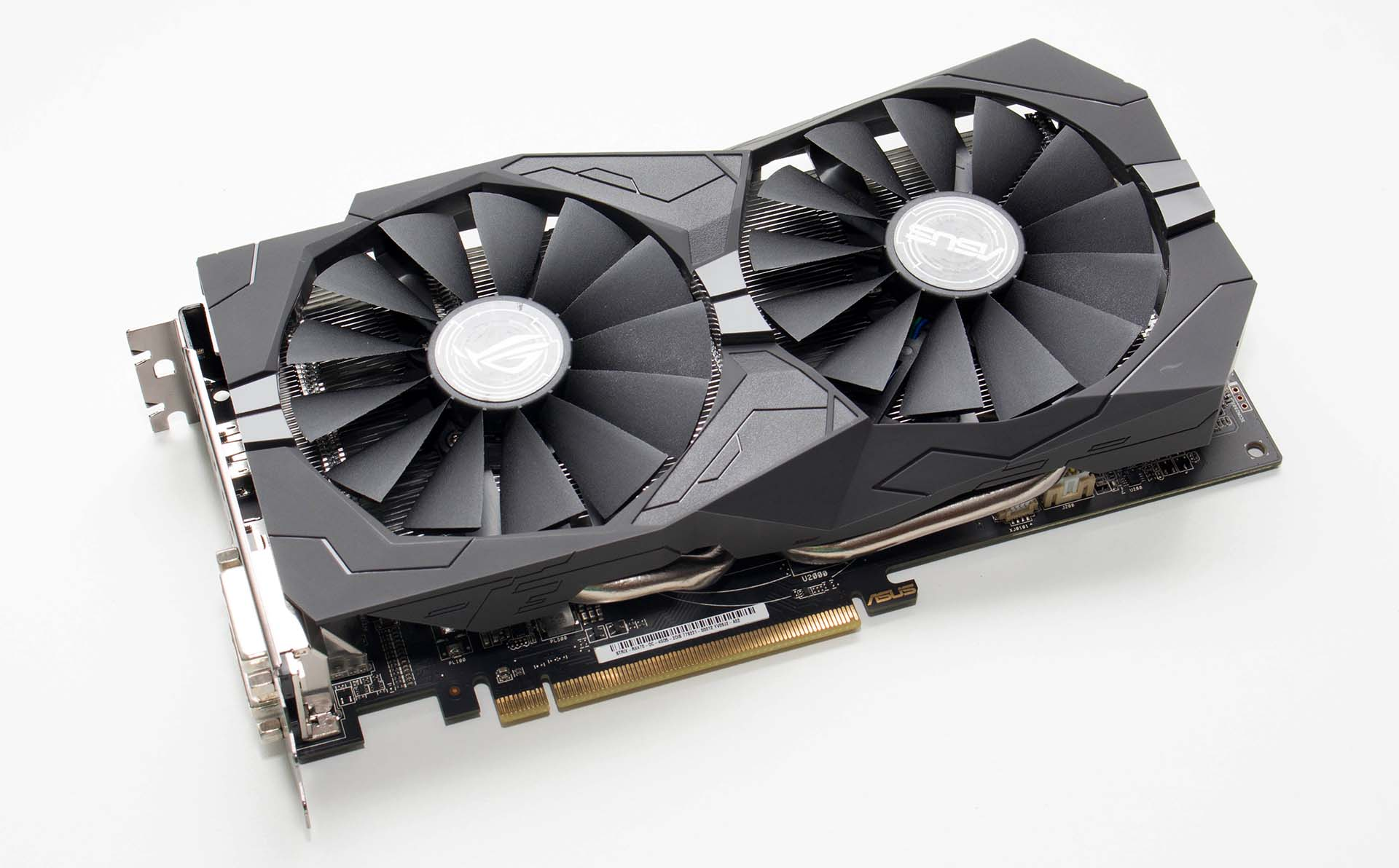 ASUS Radeon RX 470 STRIX OC 4GB test