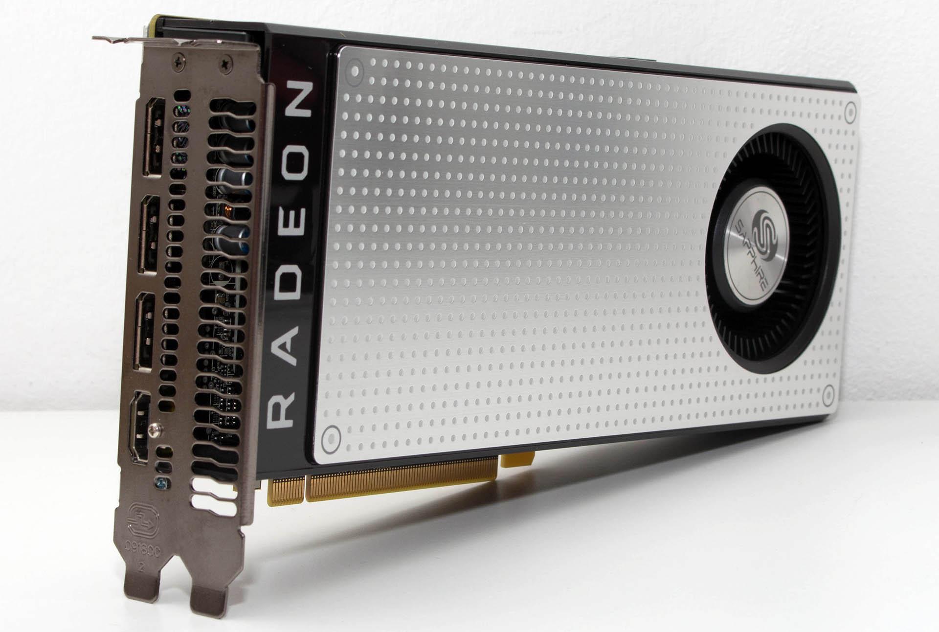 Sapphire Radeon RX 470 4GB OC test