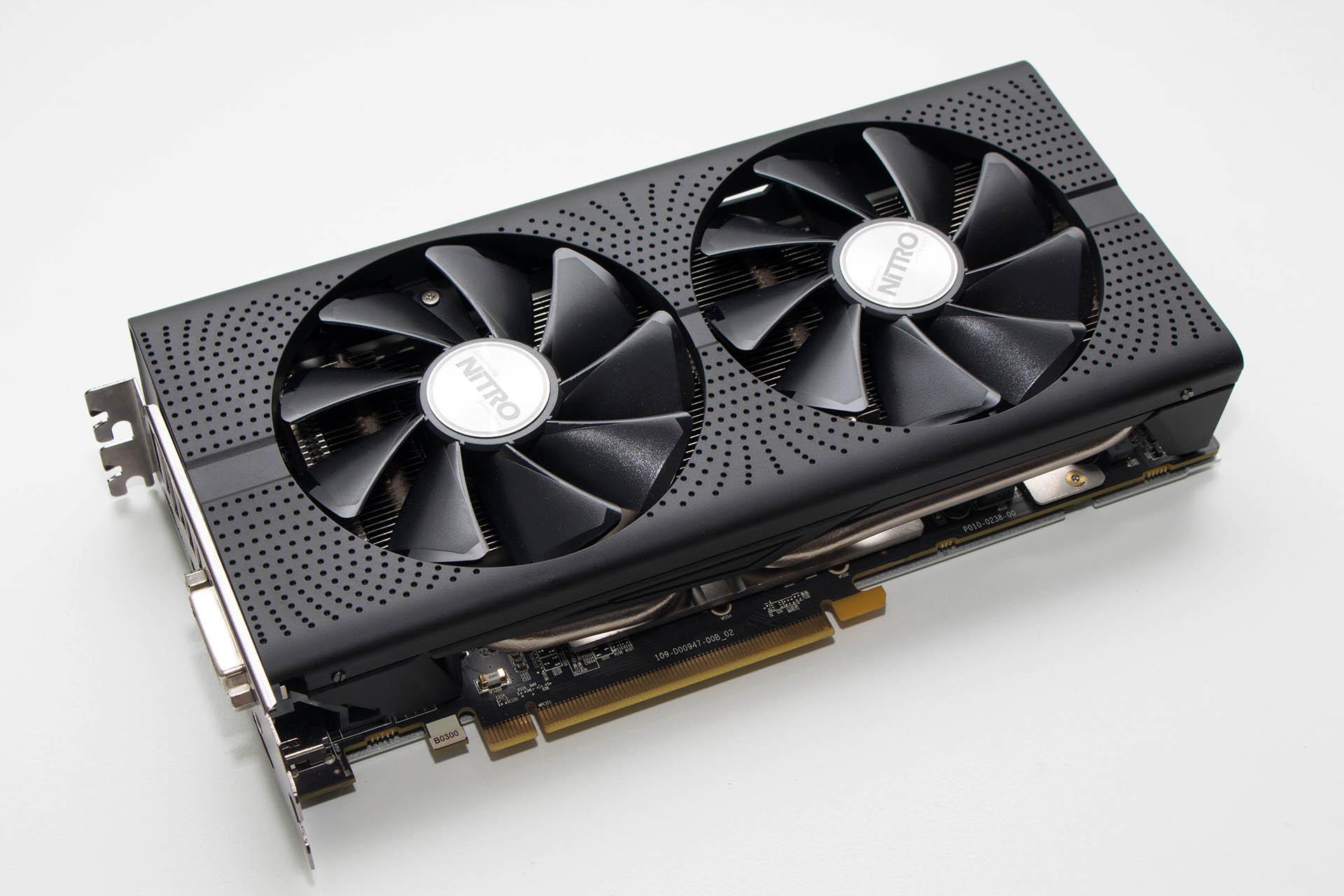 Sapphire Radeon RX480 Nitro+ 4GB test