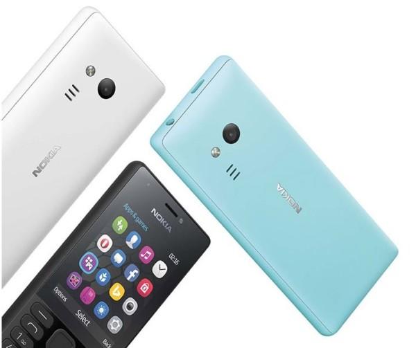 Najavljena Nokia 216 –  jedan sasvim običan mobitel
