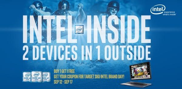 Intel Inside promocija na Gearbestu