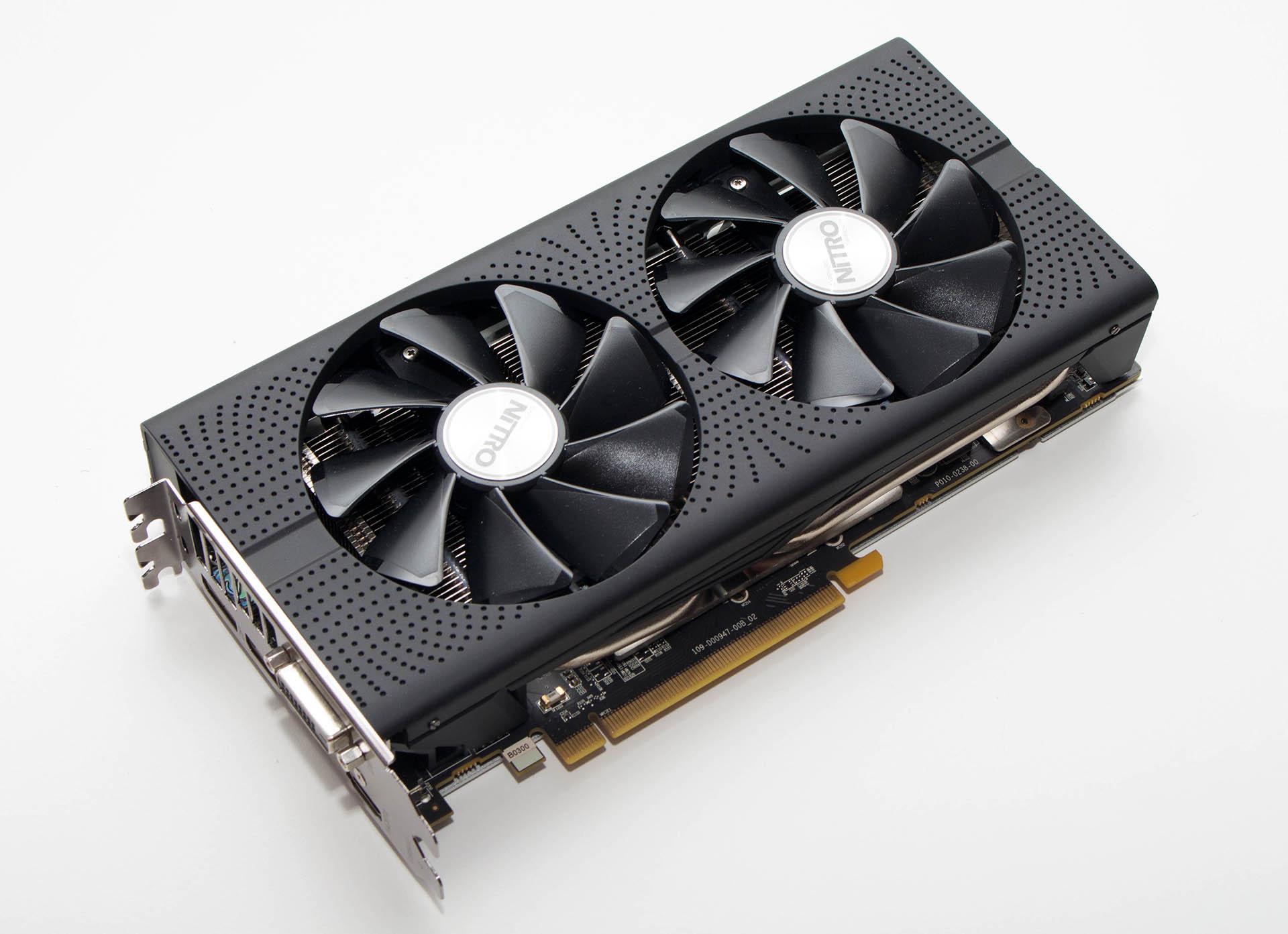 Sapphire Radeon RX470 Nitro+ 4GB test